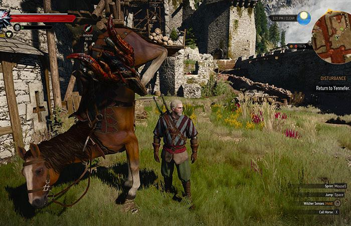 build skill the witcher 3