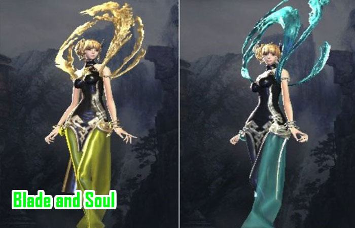 kiếm outfit blade and soul