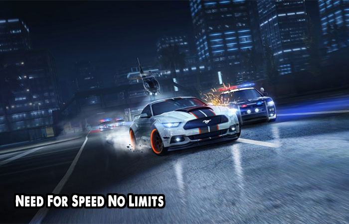 Game đua xe hay Need For Speed No Limits