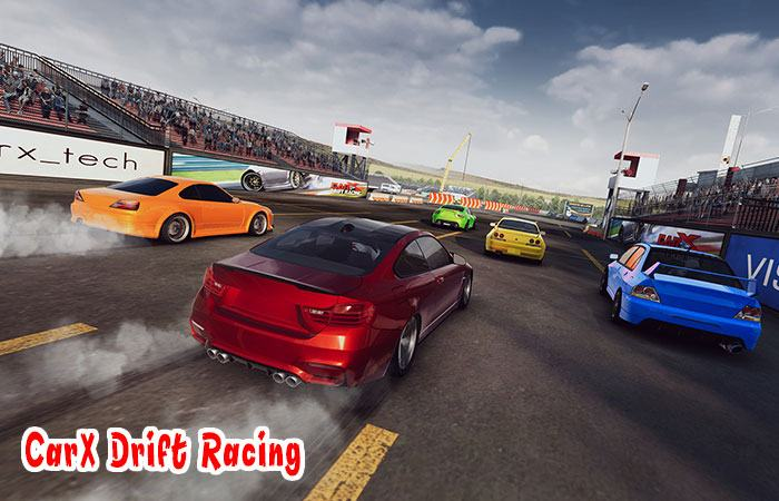 Game đua xe online android CarX Drift Racing