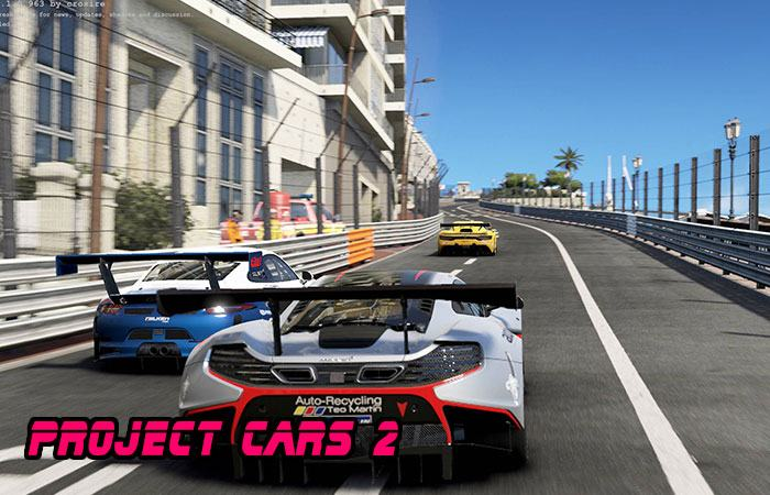 Game đua xe online pc Project Cars 2