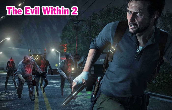 Game zombie kinh dị The Evil Within 2