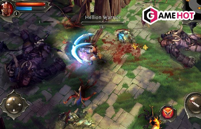 Game RPG offline hay cho android